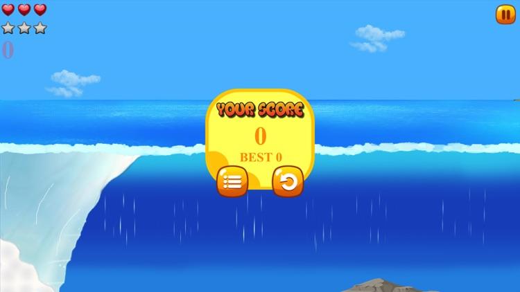 疯狂水上滑板-超好玩的模拟冲浪体育竞技游戏 screenshot-3