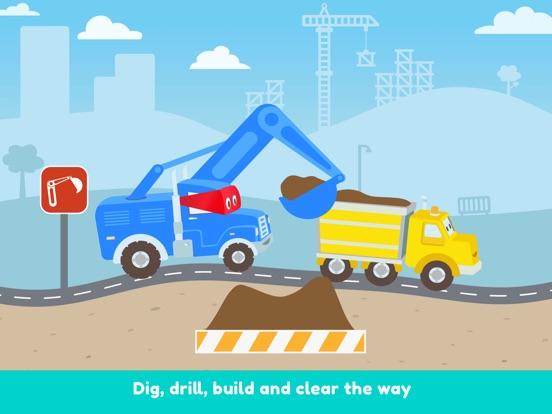 Screenshot #3 for Carl the Super Truck Roadworks