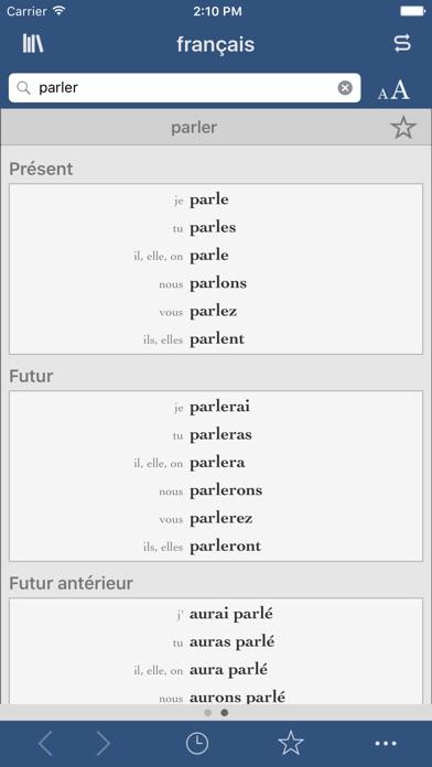 Screenshot #2 pour Ultralingua français