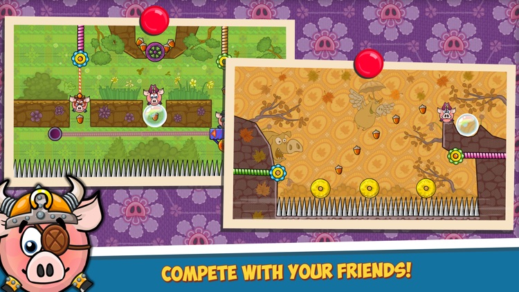 Piggy Wiggy: Puzzle Game screenshot-4