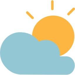 날씨,미세먼지를 기상캐스터 목소리