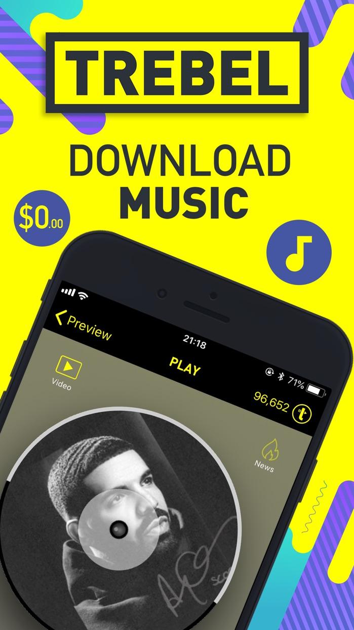 TREBEL Music - Download Songs Screenshot