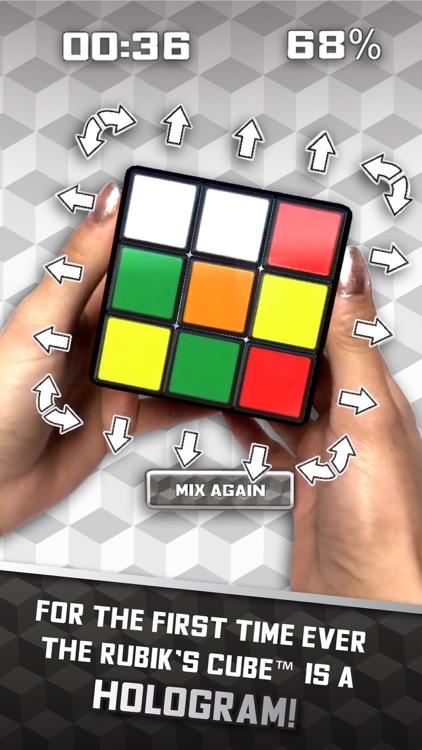 Rubik's Cube Augmented!