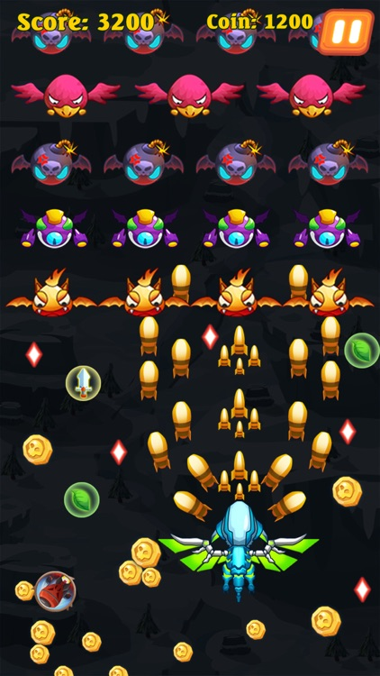 Dragon Attack Galaxy Battle