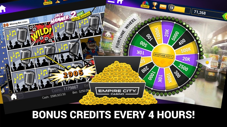 Empire City Casino Slots screenshot-4