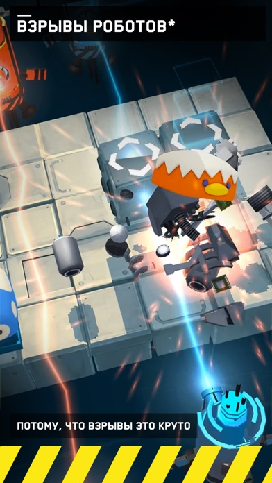Скриншот Death Squared (RORORORO)