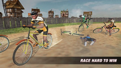 Bicycle Typhoon Racing screenshot four