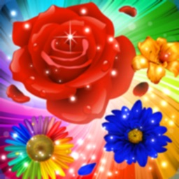 Flower Mania - Match 3 Game