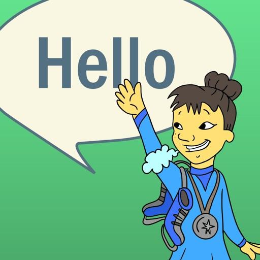 Autism-Friendly English Flashcards by Noyo