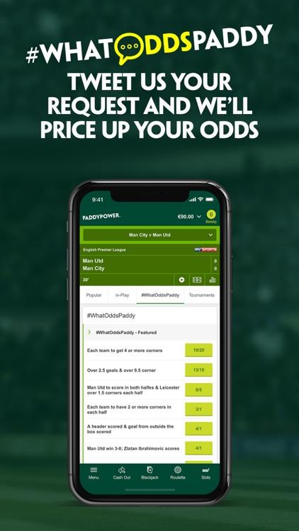 Paddy Power Sports Betting screenshot-4