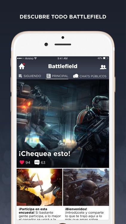 Amino para: Battlefield screenshot-0
