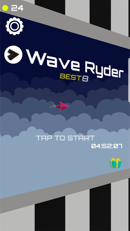 Wave Rider - Swing Over Waves screenshot-0