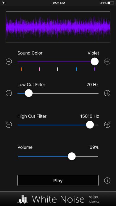 Noise Generator: Full Spectrum screenshot 4