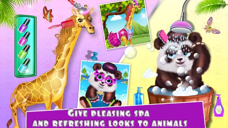Jungle Star Pets Beauty Salon screenshot-4