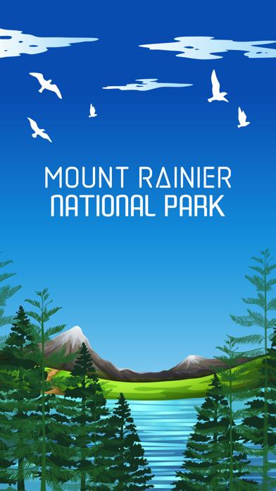 点击获取Mount Rainier - USA