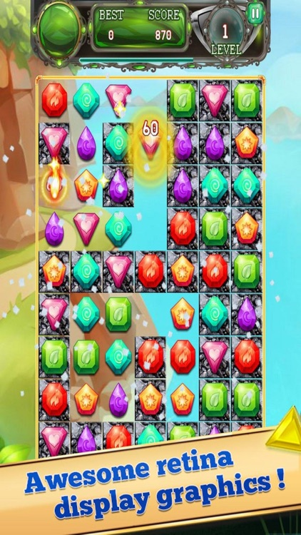 Maze Gems Quest