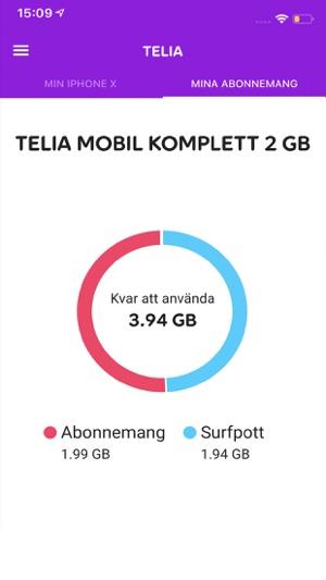 ringa telia support från mobil