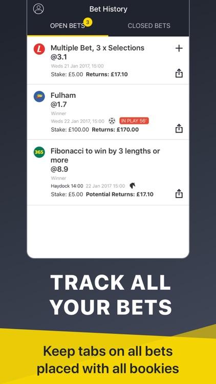 Oddschecker Cheltenham Betting screenshot-4