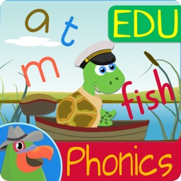Phonics - Sounds to Words EDU
