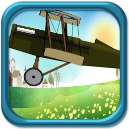 Stunt Flight - Land The Plane Safely