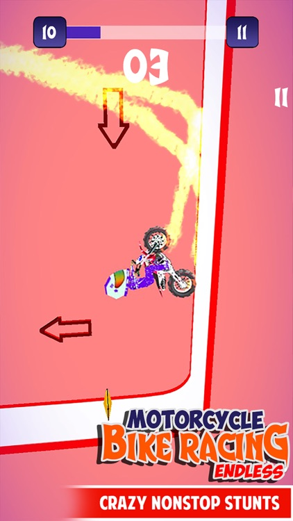 Motorcycle Bike Racing Endless