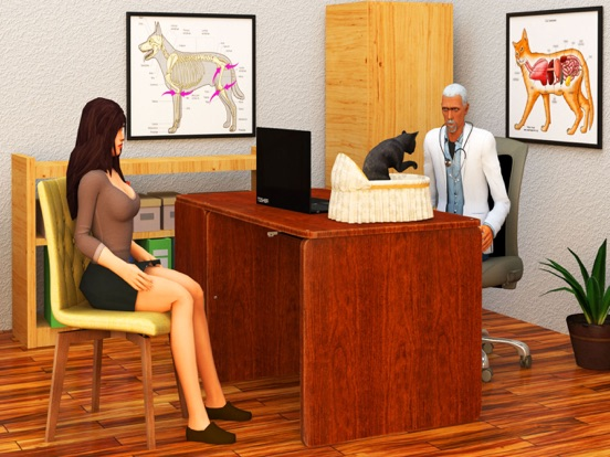 Virtual Pet Care Vet Hospital screenshot 6