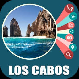 Los Cabos Offline Travel Map