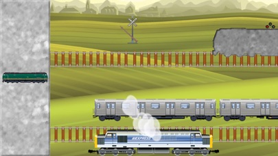 Toy Train Puzzles for Toddlers screenshot four