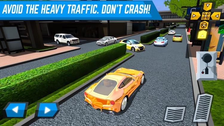 Shopping Zone City Driver screenshot-3