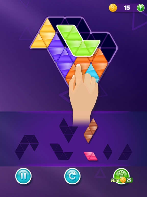 Block! Triangle puzzle:Tangram screenshot 9