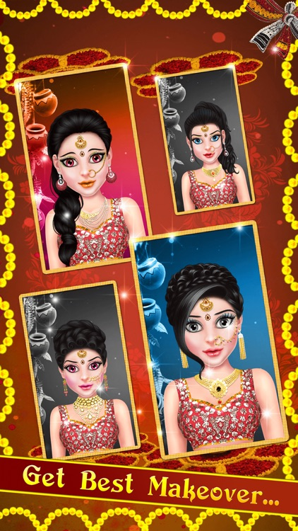 Royal Indian Wedding Fashion screenshot-3