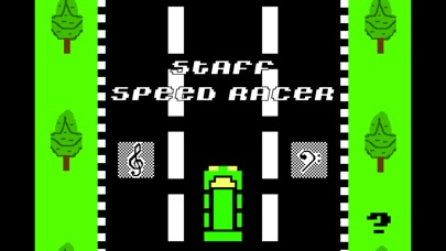 Staff Speed Racer Screenshot 1