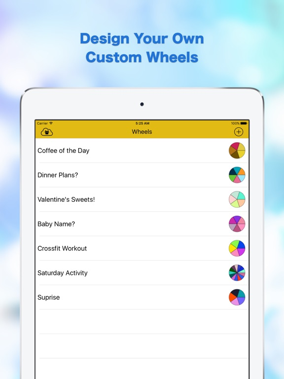 Wheel of What FREE screenshot