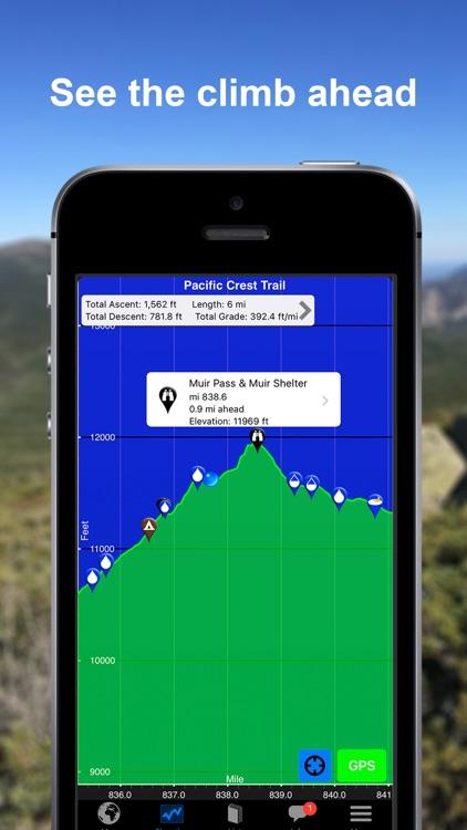 Guthook Guides screenshot-3