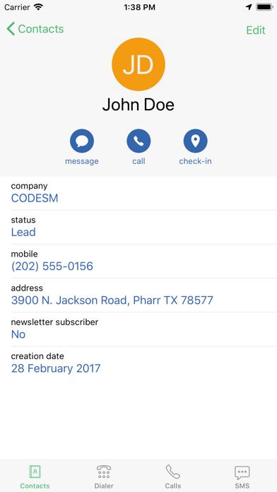 点击获取GoCRM by CODESM