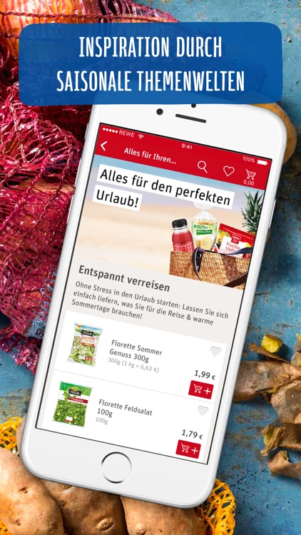 REWE Angebote & Lieferservice screenshot-3