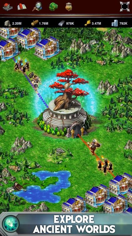 Game of War - Fire Age screenshot-4