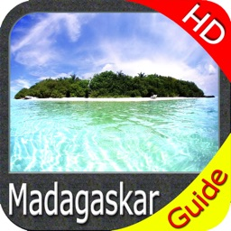 Madagaskar GPS nautical chart