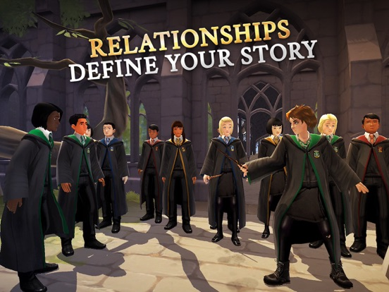 Harry Potter: Hogwarts Mystery screenshot 12