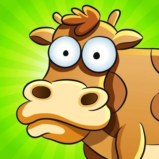 Малыш ферма - Животные и пазлы