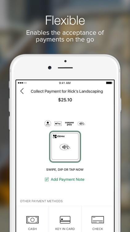 Clover Go–Mobile Point of Sale screenshot-4