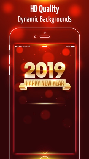 2019 New Year Live Wallpapers on the App Store