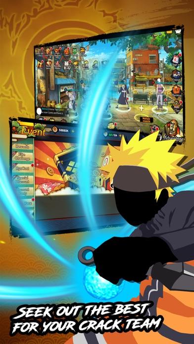 Ultimate Ninja:Hayate Screenshot 1