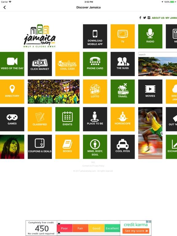 Jamaica Today screenshot 8