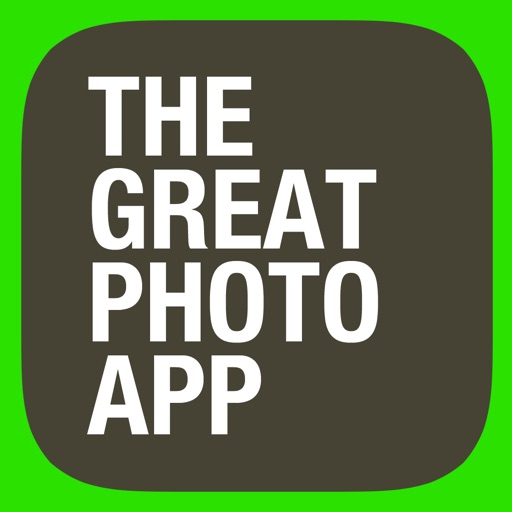 【口袋摄影学院】The Great Photo App