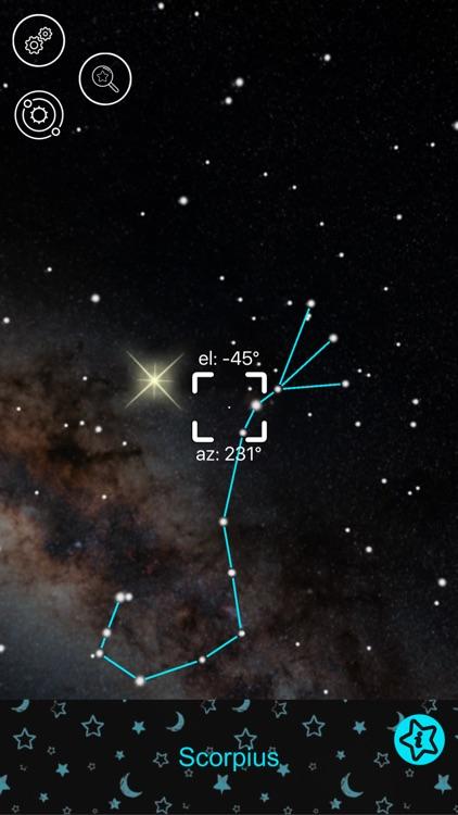 Star Map Tracker: Stargazing screenshot-0