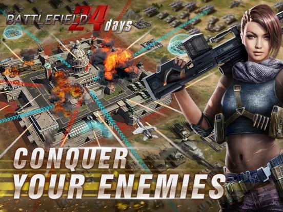 Screenshot #5 for Battlefield 24 Days