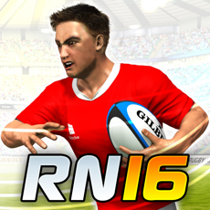 ‎Rugby Nations 16