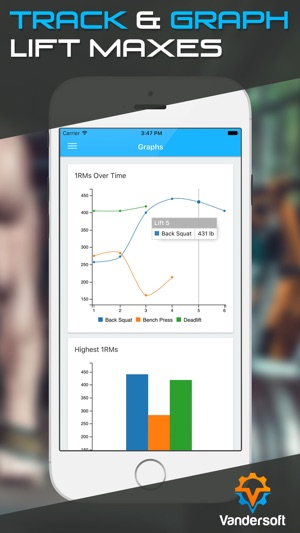 One Rep Max Calculator - 1RM Lift Log on the App Store