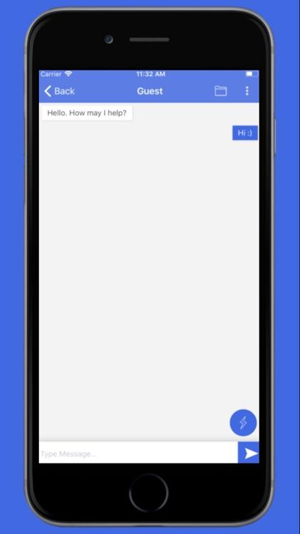 Bleeper App screenshot-3